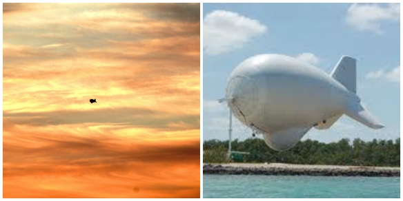 Blimps Collage