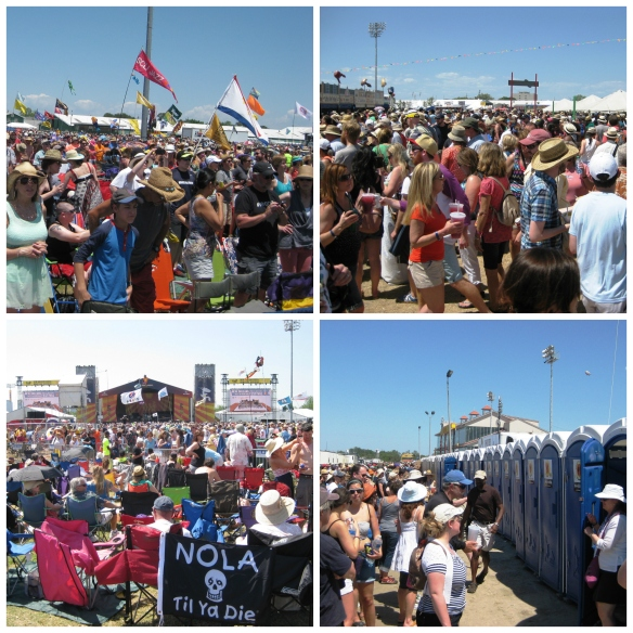 Jazz Fest Collage