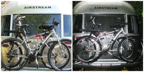 Airstream Collage